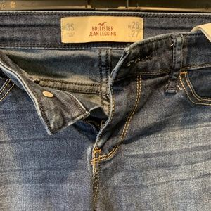 Hollister 3(short) Jean Legging